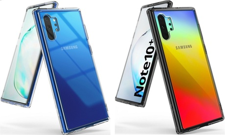 Samsung Galaxy Note 10/ Note 10 Plus Case Clear Shockproof Cover