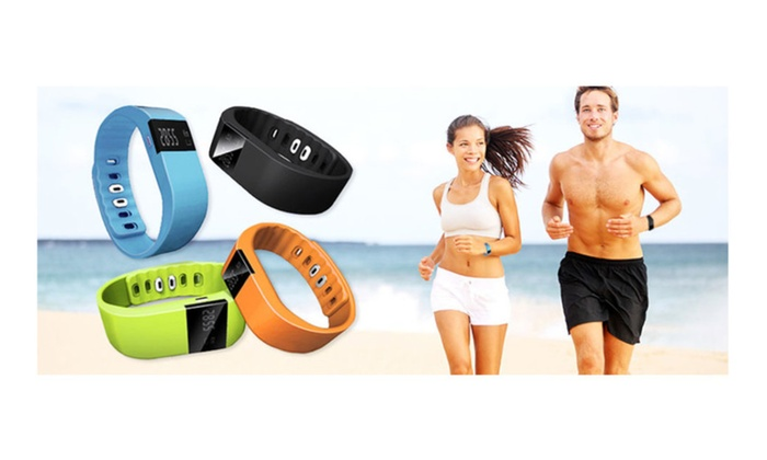 Smart Bluetooth Fitness Activity Bracelet Tracker