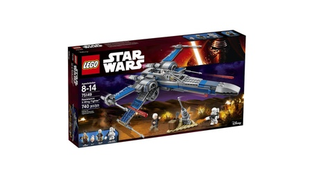 LEGO Star Wars Resistance X-Wing Fighter 457c4ba2-5a1e-4ef5-8715-9081c51a8ba1