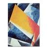 Lyubov Popova Architectonic Composition Canvas Print