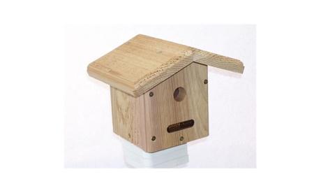 Birds Choice WCWH Natural Cedar Wren House (Goods Pet Supplies Bird Supplies) photo
