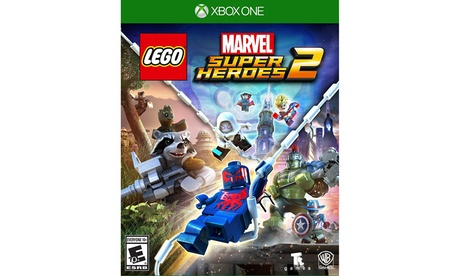 Brand New LEGO Marvel Superheroes 2 - Xbox One