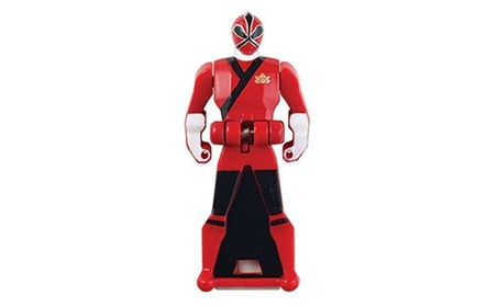 "Power Rangers Super Megaforce Red Samurai Ranger Key 2.5"" 433fe286-0262-4193-9faa-8a433763e6b0"