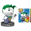 Little Mates Joker Figurine And Puff Sticker