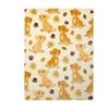 Lion King Plush Printed Blanket