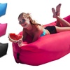 Instant Inflatable Lounger Portable Air Sofa Hammock