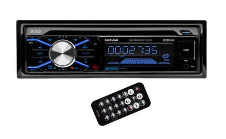 In Dash CD Car Player USB/SD MP3 Stereo Audio Receiver Bluetooth AM/FM 4607896a-8bfd-4fbc-981c-d3be063ed089