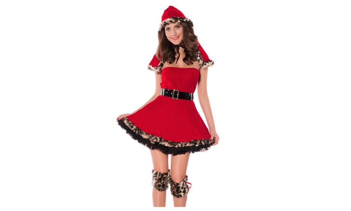 Women's Red Riding Hood FAIRY TALES – one size