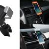 Car Gravity Air Vent Mount,360 Degree Universal Cell Phone Car Holder Cradle
