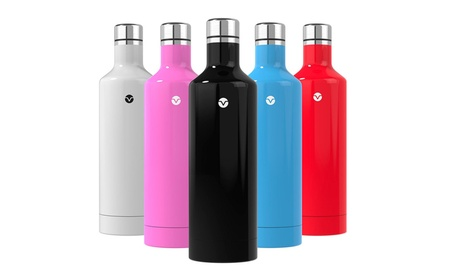 16 oz Stainless Steel Water Bottle, Double Walled Vacuum Insulated 609656a9-17ce-47a8-9e73-bd13217361ad