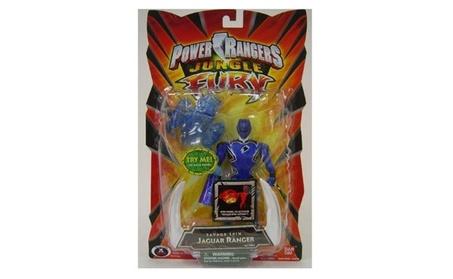 "Power Rangers Jungle Fury 5"" Animalized Figures - Jaguar Ranger baf802fb-560c-4170-a5e8-6d3ee3265a8b"