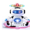 Smart Space Dance Robot Electronic Walking Toys