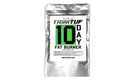 Trimtuf.1 ten days Fat burner Tea