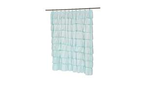 Carnation Home Fashions Carmen Polyester Shower Curtain