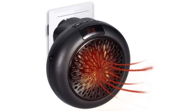 Up To 52 Off On Home Mini Heater Thermostat E Groupon