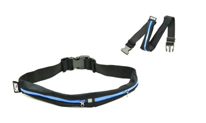 SLS3 Dual-Pocket Running Belt