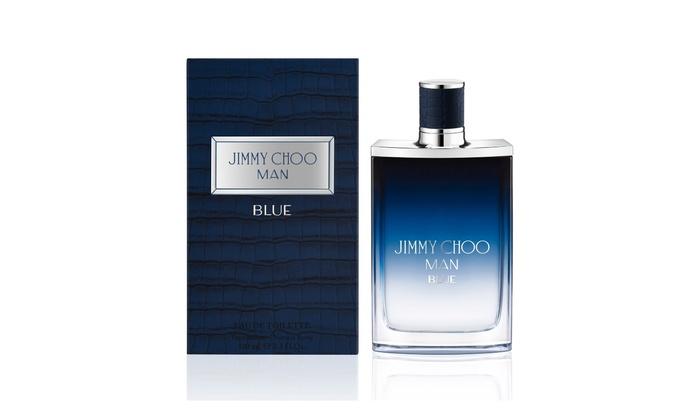1993689bf34a Jimmy Choo Man Blue Eau De Toilette 3.3 oz   100 ml for Men