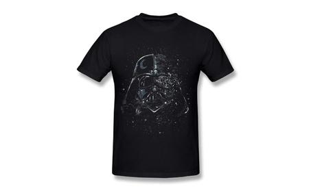 Mens Broken Mask Darth Vader Star Wars T-Shirt 4a9c10d8-2e12-4aaf-8091-7990fb94f315