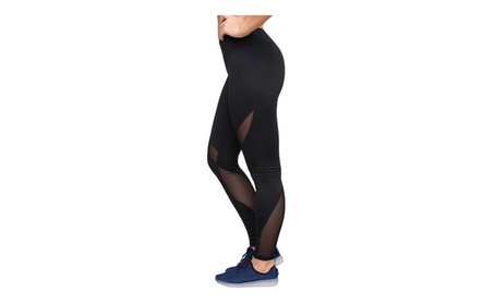 Women's High Waist Ankle Workout Yoga Leggings Running Pants a3e0f18e-1003-48ae-a31d-19f4ffc0cccc