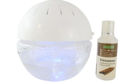 Air Cleaner, Diffuser, Aromatherapy, Essential Oil Diffuser, Large Cinnamon Oil photo
