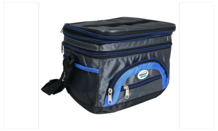 Expandable Thermal Travel Lunch Bag School Work Insulated Box