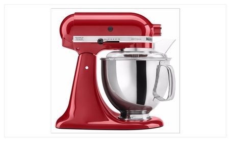 Brand New KitchenAid Artisan 325-Watt 5 Qt. Tilt-Head Stand Mixer photo
