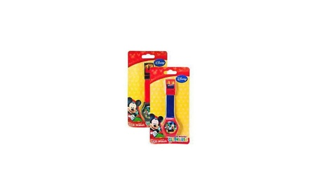 Mickey Digital Watch On Blister Card - Pack of 2 Watches 522ab8d2-8531-40dd-ac25-b6e1d3d37809