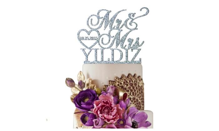 Groupon Wedding Cake Offer