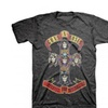 Gun's  Roses Appetite Destruction Charcoal T-Shirt