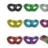 8pcs Set Different Colors Retro Cosplay Masquerade Mask