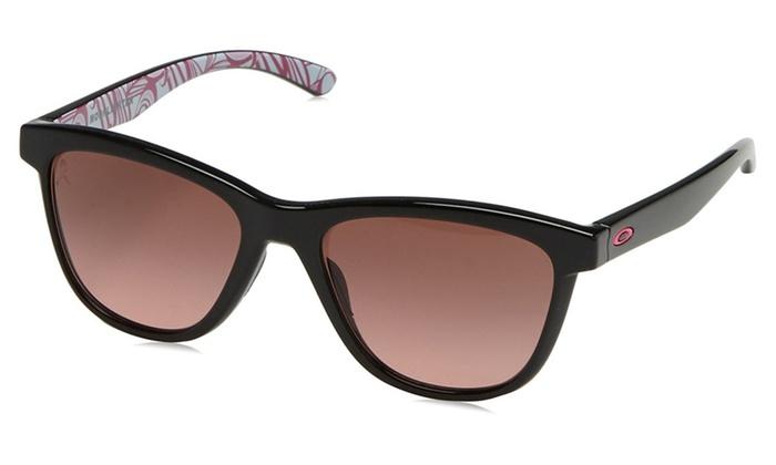 Oakley Womens Conquest Aviator Sunglasses OK265