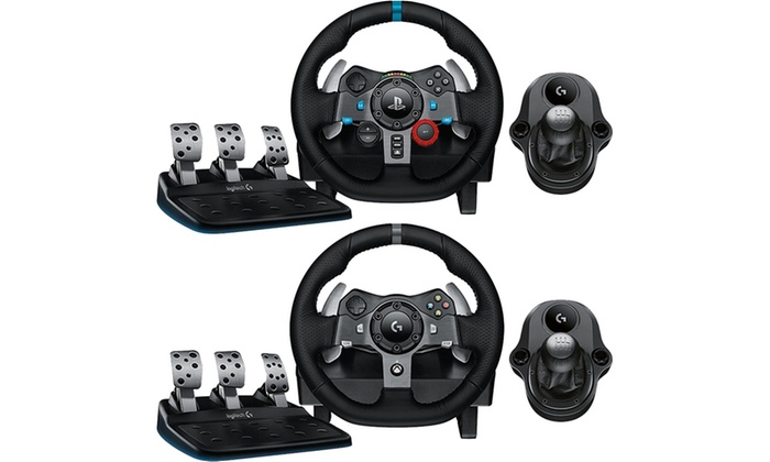 logitech driving force racing wheel and shifter for ps4. Black Bedroom Furniture Sets. Home Design Ideas