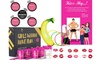 Bachelorette Party Decorations Games - Pack of 56