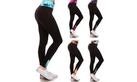 High Waist Light Weight Performance Legging 07490d61-f514-4125-b922-850008e4424b