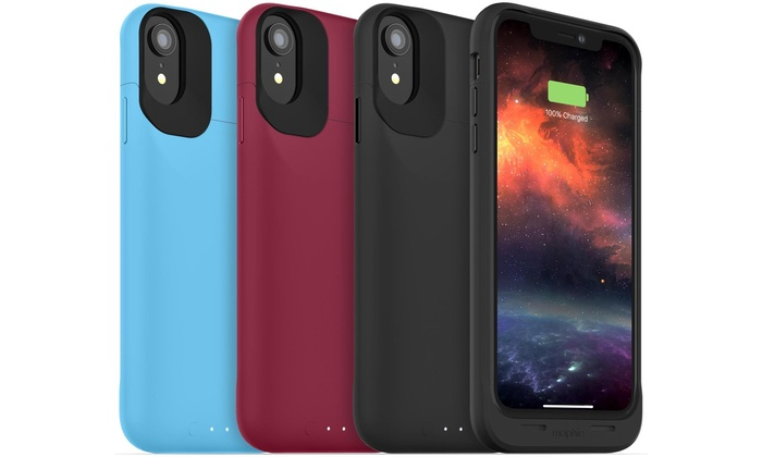 Up To 76 Off On Mophie Juice Pack Access Slim Groupon Goods Keepin' it 💯 leading the way in portable power and wireless charging. mophie juice pack access slim wireless charger battery case for apple iphone xr