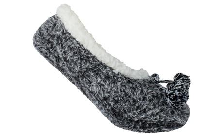 Sleepyz Slipper Socks - Heathered c539868c-692b-4363-8bb5-9168181e431e