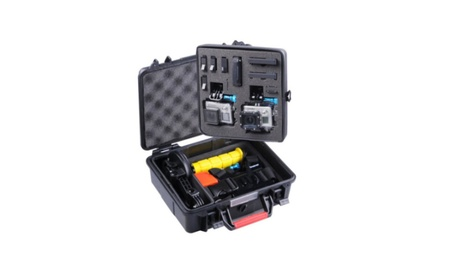 Carry Large Case for Gopro Accessories Hero SmatreeWaterproof Abs Hard 25f5218b-b0a2-449a-afec-80a7ac5cf4e7