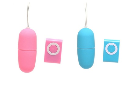 Invotek ABS Wireless Remote Control 20 Speeds Vibration Jump Egg c0164857-fe97-4d8f-bb25-c00b9b81515d
