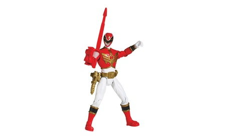 Power Rangers Megaforce: Metallic Force Red Ranger 8f9170f4-6bf1-468e-bfd2-8070c90cd36e