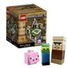 LEGO Minecraft Micro World: The Village 21105 Villager Pig Zombie Top