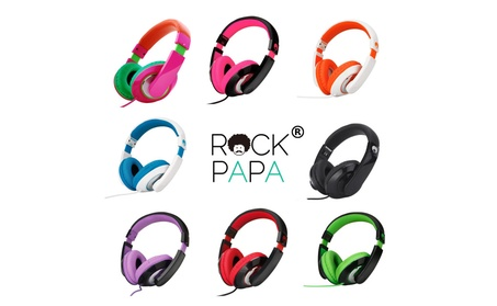Rockpapa Comfort22 Stereo Headphones Super Comfort & Quality 7b0e2c3b-3766-47e3-9840-cf475fdea5a1