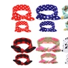 Uniqstore Mom Me Headband Baby Headwrap Knot Hairband Hair Bow Set