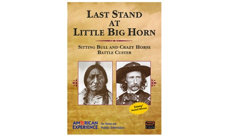 American Experience: Last Stand at Little Big Horn DVD e5771371-f69c-4c23-b3d1-bad4ac05974b