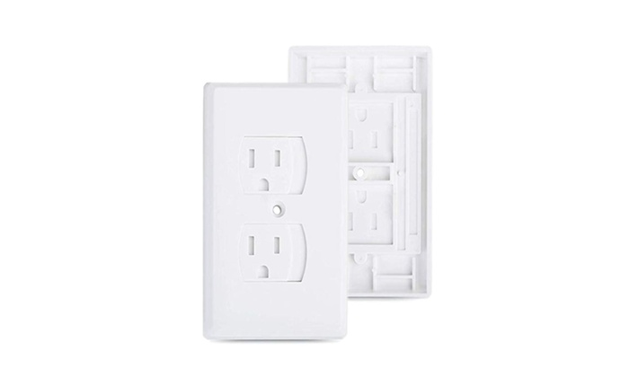 Wsl Baby Safety Electrical Outlet Cover Self Closing Covers