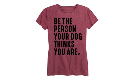 Ladies National Dog Day Tees