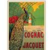 Cognac Jacquet Canvas Print