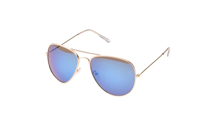 MLC EYEWEAR Classic Aviator Sunglasses Tri-Layer DQ99200