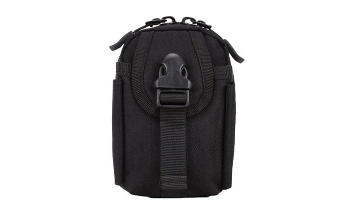 Tactical Molle Pouch EDC Utility Gadget Belt Waist Bag