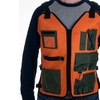 Whetstone Nylon 7 Pocket Vest w/ 4 Adjustable Straps