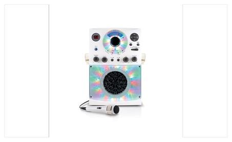 Singing Machine SML385BTW Top Loading CDG Karaoke System 9c7accb1-be8a-46a5-86cc-278567900c5c